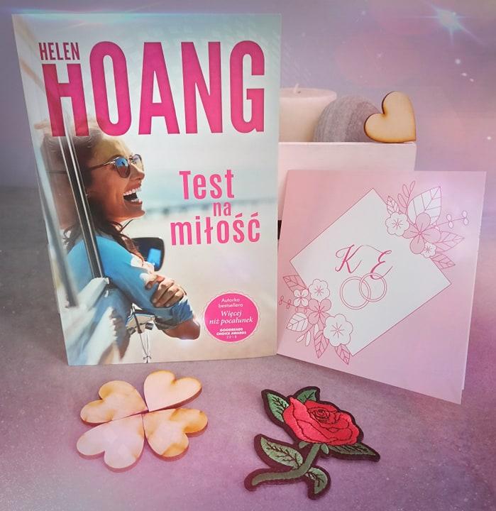Helen Hoang - Test na miłość - Wydawnictwo Muza - Recenzja Przedpremierowa