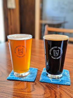 What to drink in Japan: Japanese craft beer at Matsumoto Brewery