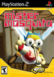 Mister Mosquito PS2 Torrent
