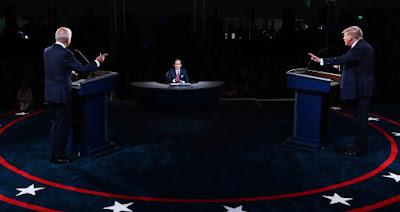 Live από την ΕΡΤ το τελευταίο προεδρικό debate στις ΗΠΑ