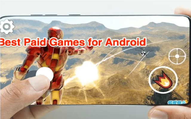 Paid Best Games for Android