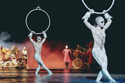 Arquivos do Cirque Du Soleil para falência 2