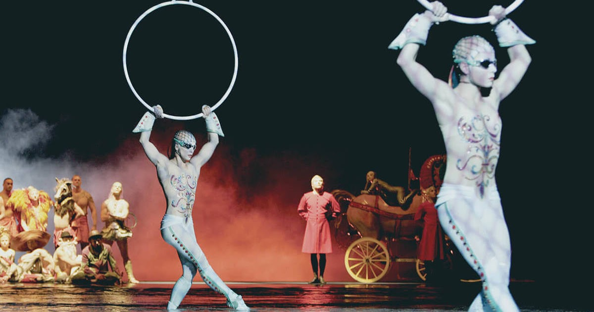 Arquivos do Cirque Du Soleil para falência 1
