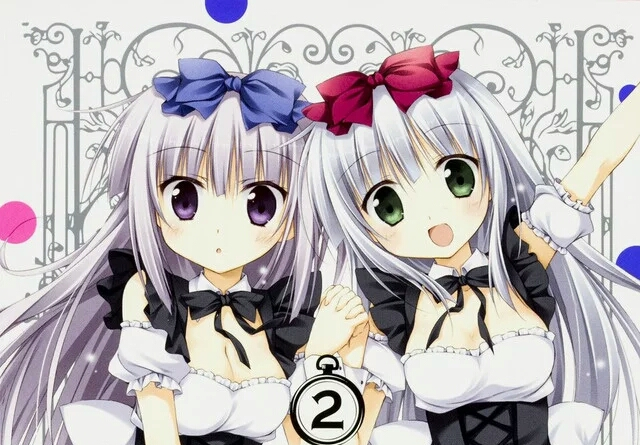 Twin Sisters Alice or Alice  Manga Gets Television Anime Series.