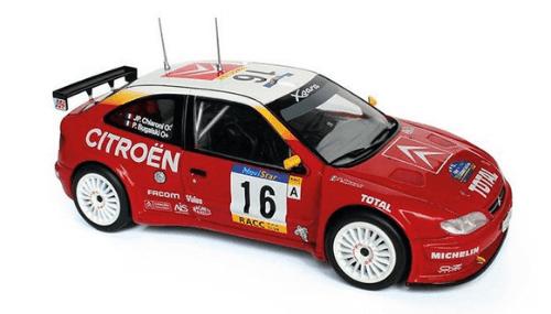 WRC collection 1:24 salvat españa, Citroën Xsara Kit Car 1:24