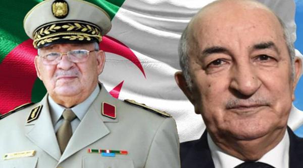 الجيش يهنئ الشعب الجزائري  بعد نجاح الرئاسيات