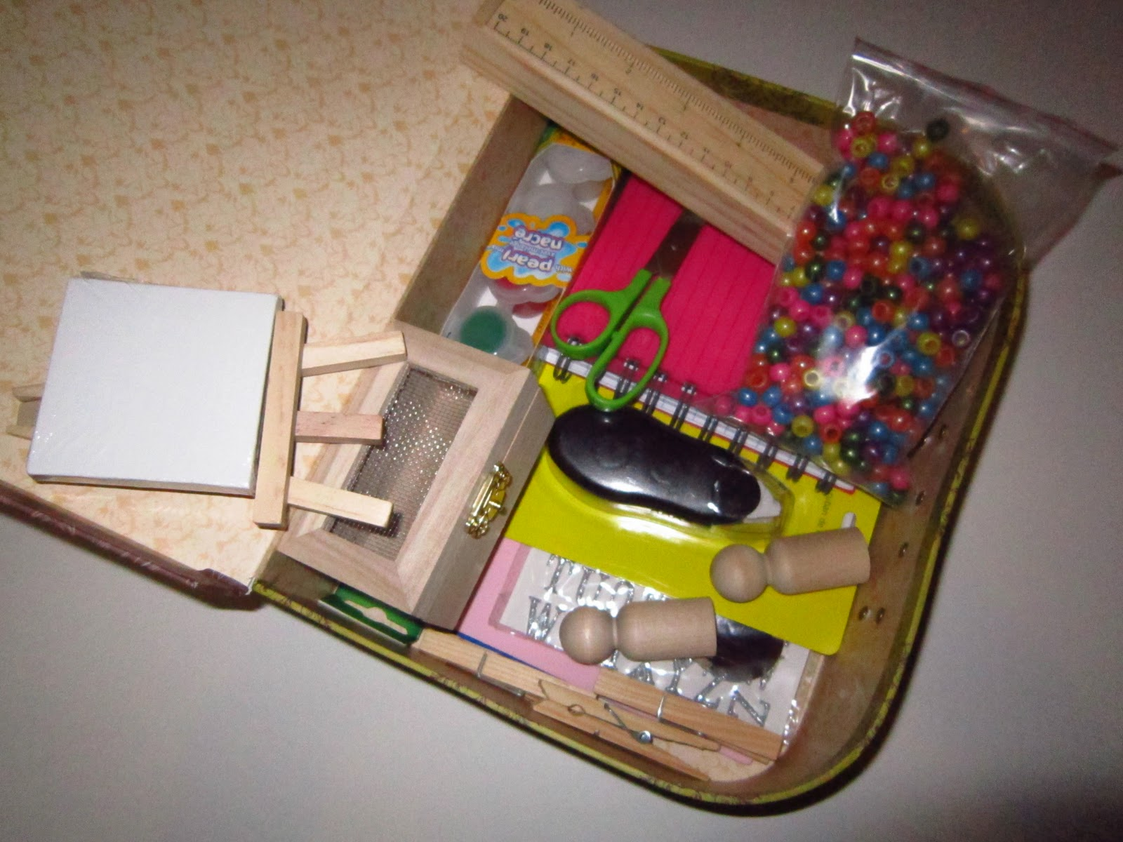 Cardboard Easel Personalized