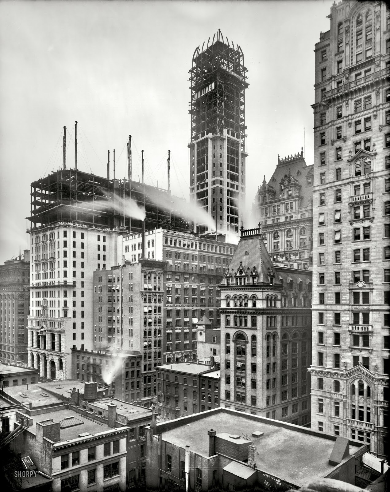 new york history geschichte city investing tower. Black Bedroom Furniture Sets. Home Design Ideas