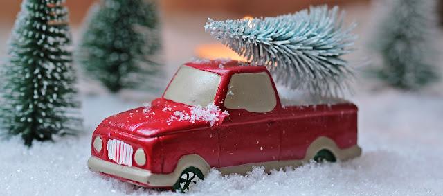 C'è da spostare un albero... Emmeemme Car in Soccorso Natale!