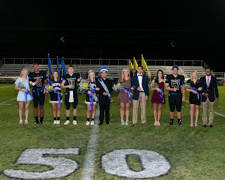 Montgomery Catholic Celebrates Homecoming 2019 1