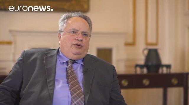 Ο Νίκος Κοτζιάς στο euronews: Όλα είναι στην διαπραγμάτευση.