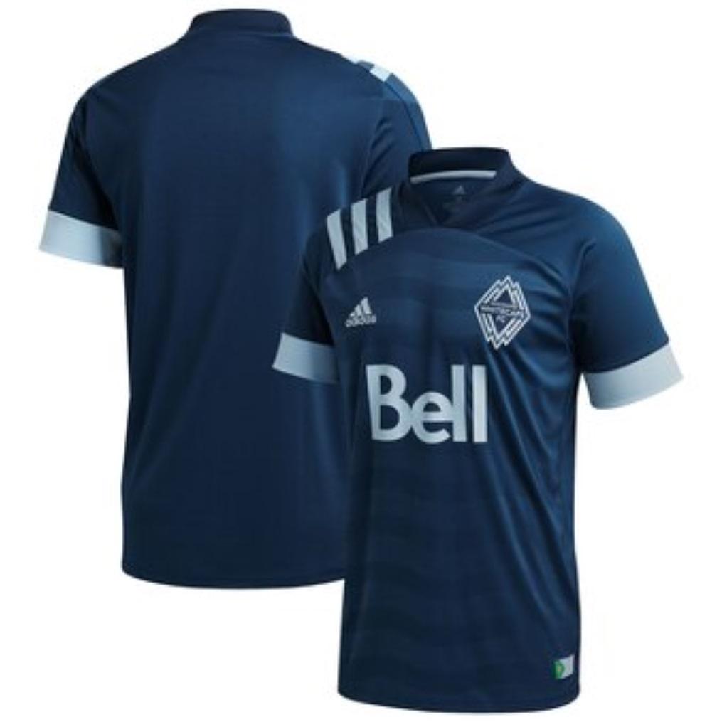 Vancouver Whitecaps Away Kit 2020