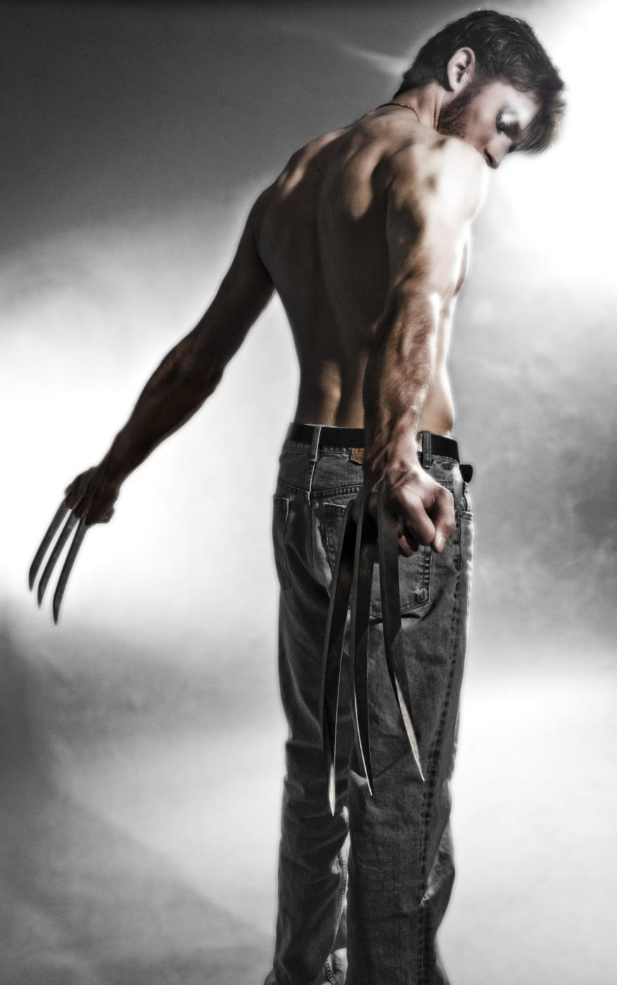Wolverine claws hacksmith industries a remake of one of the promotional images pronofoot35fo Choice Image