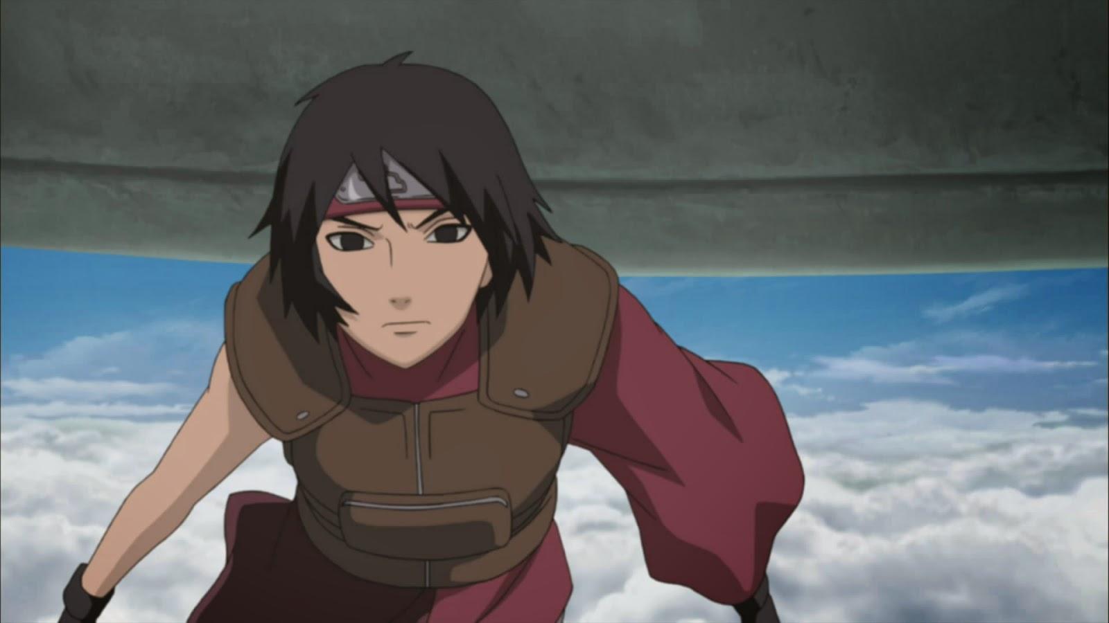 7 Karakter cewek berambut pendek dalam anime Naruto ...