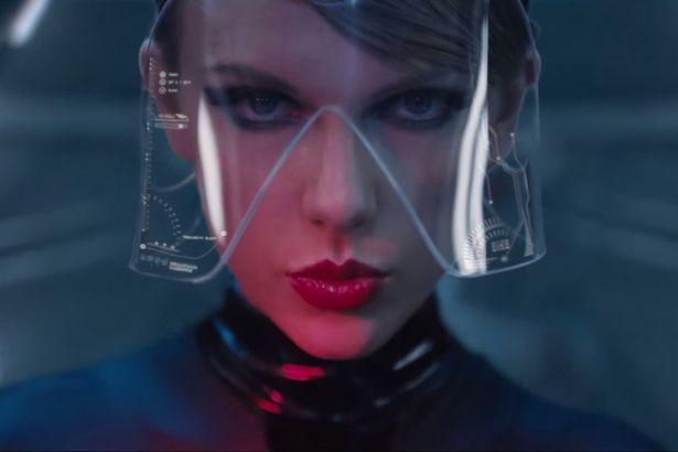 Música en imagen Taylor Swift