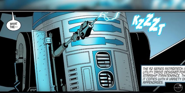 How R2-D2 Killed Hundreds of Stormtroopers by Himself (Canon)