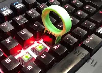 Чистка клавиатуры в дома.