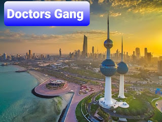 Kuwait medical licencing examination