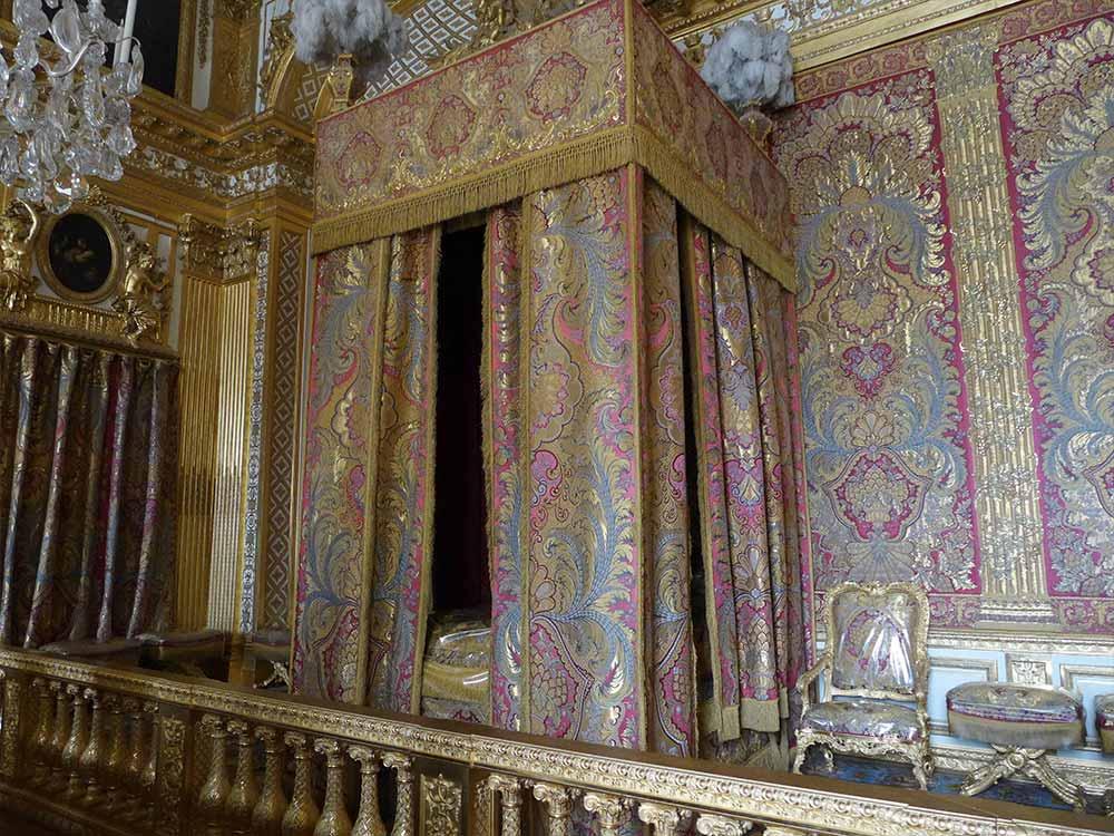 Le dressing de sarablabla ch teau de versailles for Chambre louis xiv