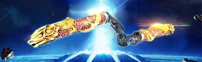 Dragon Nunchaku - vũ khí cận chiến mới