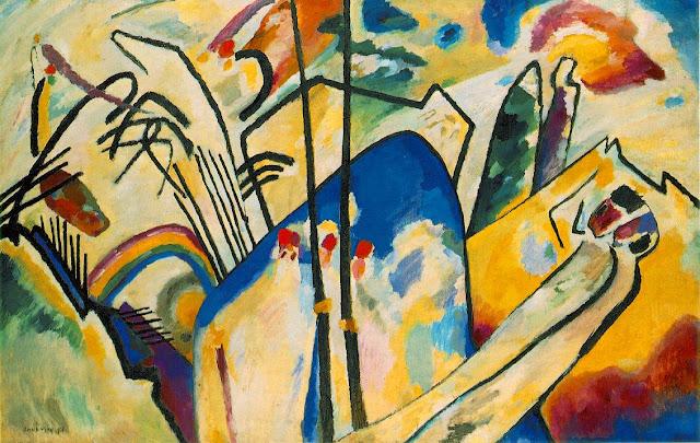 Vasilij Vasiljevič Kandinski - Page 4 Wassily+Kandinsky+-+Tutt%2527Art%2540+%252822%2529