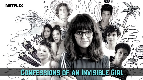 Confessions of an Invisible Girl Trailer