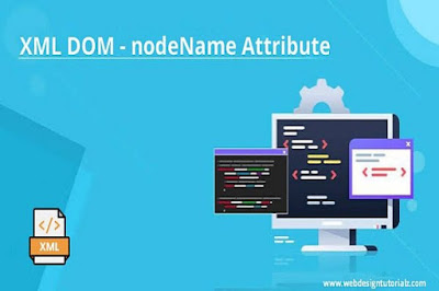 XML DOM - nodeName Attribute