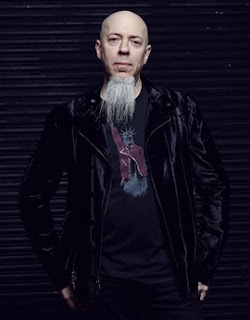 Gambar Jaket Kulit Jordan Rudess Dream Theater