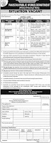 PWD Islamabad Jobs 2020 Pakistan Public Works Department | Download Application Form