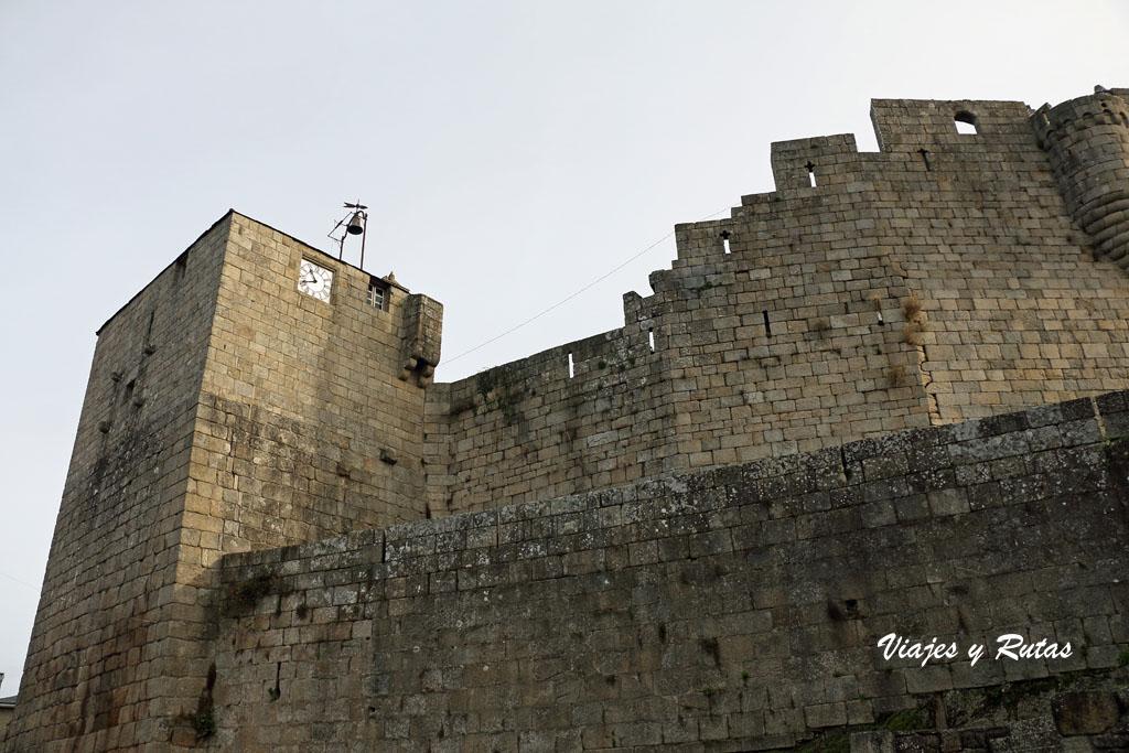 Castillo de Castro Caldelas