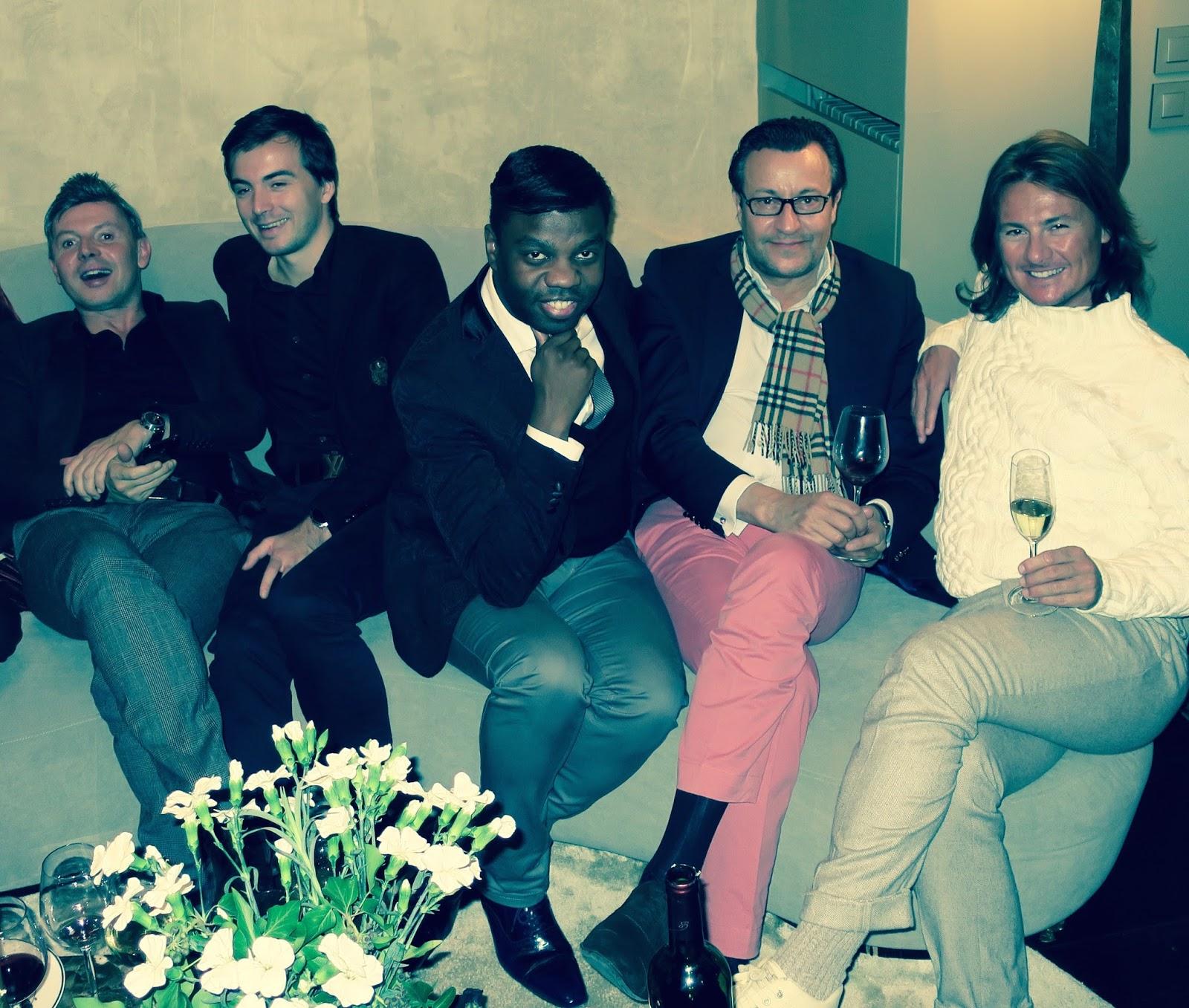 International luxury consulting maison numero 20 rive gauche oscar ono di - Directeur de creation ...