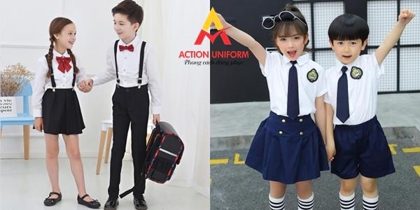 Mẫu đồng phục tiểu học 20