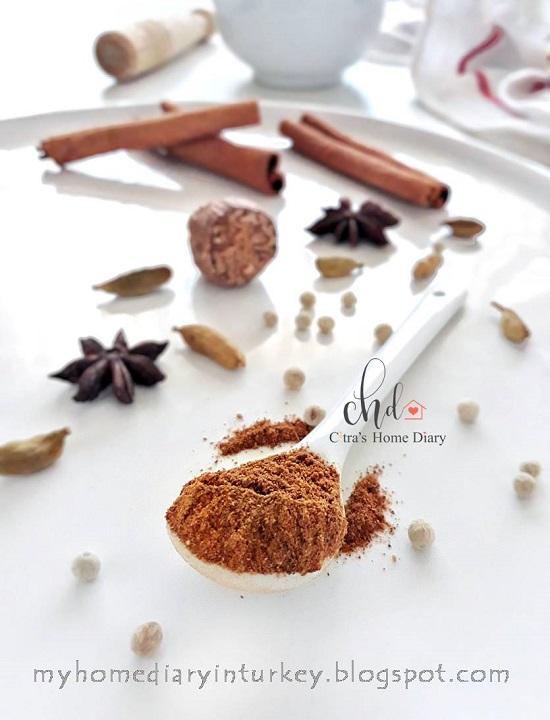 Speculaas Spice Mix / Bumbu spiku (spekoek) buatan sendiri | Çitra's Home Diary. #homemadespicemix #spicemix #bumbuspekoek #bumbuspiku #speculoosspice #speculoosspicemix #Indonesisch #spekulaos