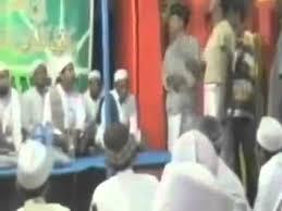 [Video] Wahabi Membubarkan Paksa Maulid Nabi di Jogja