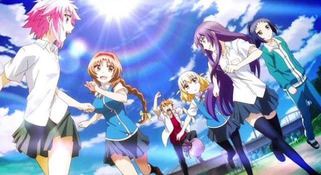 Daftar Anime School Comedy Terbaik dan Terpopuler - D-Frag