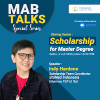 Indy Hardono MAB Talks