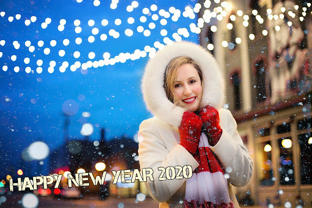 best Happy new year images 2020 for girls