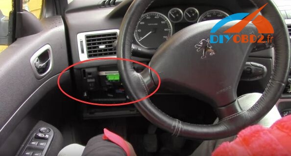 how to connect lexia3 pp2000 with laptop and peugeot 307. Black Bedroom Furniture Sets. Home Design Ideas