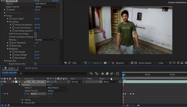 Adobe After Effects CC 2018 Mac OS X Full Crack