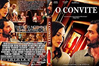 O Convite (2016) DVD-R Custom