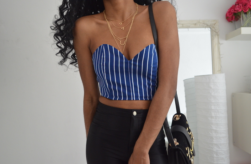 how to make a sweetheart bustier top