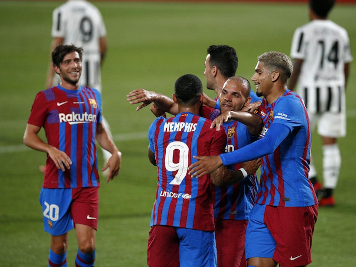 Barcelona vs Getafe Football Preview and Predictions 2021
