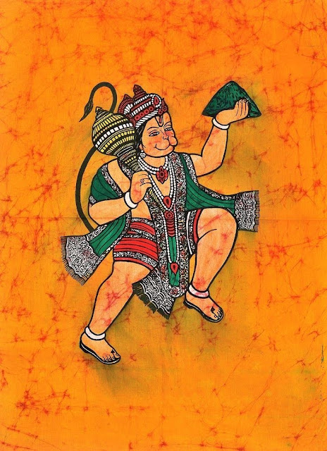 good morning shubh shanivar hanuman ji images