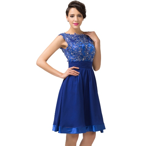Dress Wanita Modern Untuk Pesta