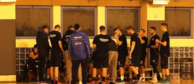 Η άμυνα στο τέλος έδωσε τη νίκη στο ΠΚ Νεάπολης