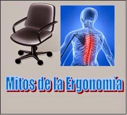 mitos de la ergonomia 1