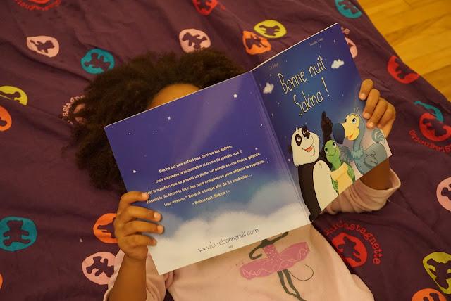 Le livre Bonne Nuit par Doupando