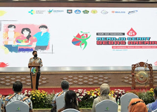 Remaja Sehat Komponen Utama Pembangunan SDM Indonesia