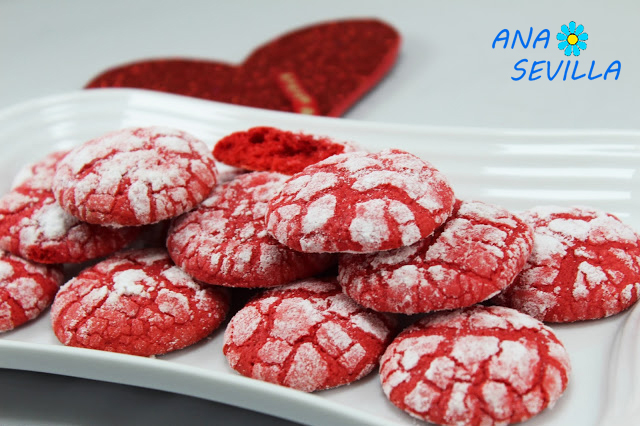 Galletas red-velvet Thermomix
