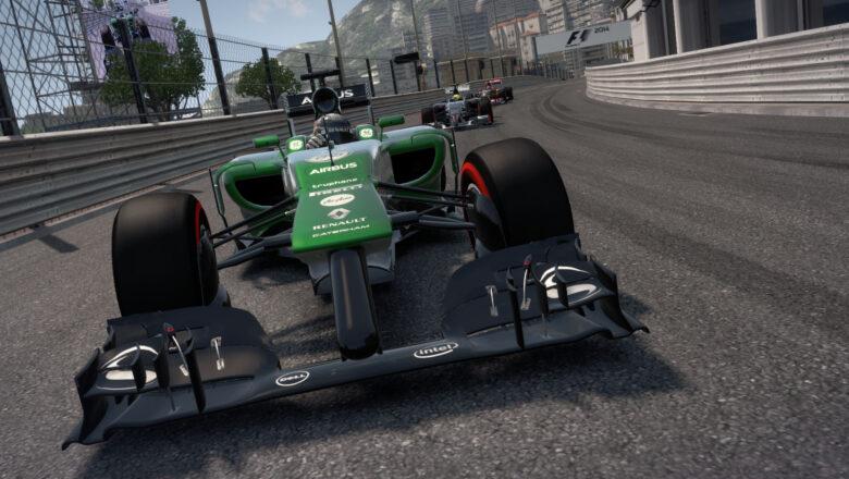 Formula 1 Minimum System Requirements